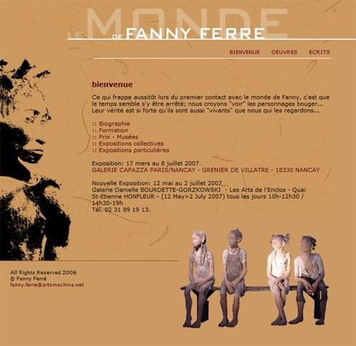 fanny_ferre_website