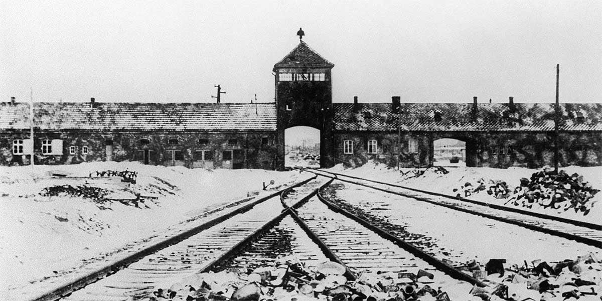 Auschwitz  / Emil Weiss //