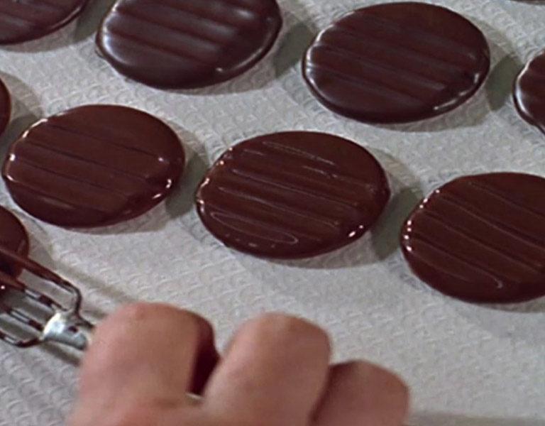 Biscuits Au Chocolat